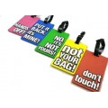 TR-3103 Novelty PVC Luggage Tag